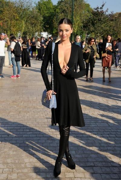 Paris Fashion Week - Vuitton Arrivals